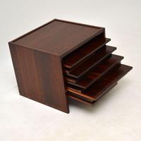 Vintage Danish Rosewood Illums Bolighus Nesting Tables (14 of 16)