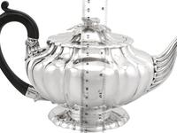 Sterling Silver Teapot by Paul Storr - Antique George IV 1827 (12 of 12)