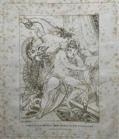 Gallery of 14 Historical Engravings Painted by Benjamin West (29 of 33)