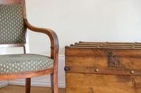 Pair of 19th Century French Walnut Armchairs (20 of 21)