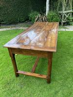 18th Century Cherrywood Farmhouse Table (9 of 9)