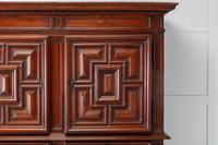 18th Century Dutch Walnut Cabinet (3 of 8)