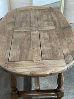Super Rustic French Oval Farmhouse Dining Table (14 of 36)
