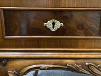 Fine Quality Burr Walnut Desk (13 of 25)