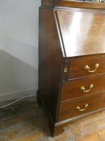 Neat English 18th Century Bureau Bookcase (2 of 15)
