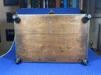 19th Century French  Ebonised Fruitwood Jewellery Box (6 of 18)