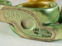 Rare Art Deco Beswick Trentham Art Ware Candle Holder (3 of 4)