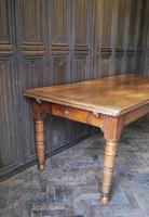 Early 19th Century Extending Farmhouse Table (5 of 8)