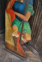 Antique Dummy Board of a Guard (4 of 4)