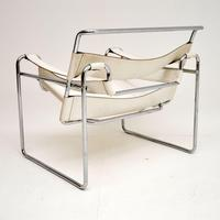 1960's Vintage Wassily Armchair by Marcel Breuer for Gavina (4 of 12)