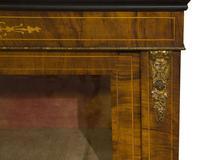 Ormolu Mounted & Inlaid Walnut Pier Cabinet (6 of 7)