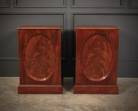 Victorian Mahogany Bedside Cabinets (13 of 13)