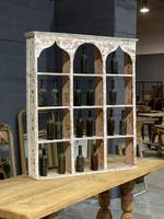 French Scraped Paint Wall Shelves or Display Box (5 of 17)