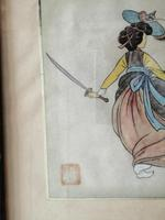 Lovely 19th Century Chinese Watercolour (6 of 6)