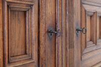 18th Century Dutch Oak Cabinet (5 of 7)