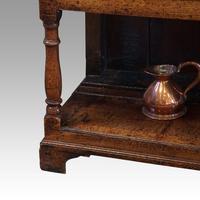 Antique Oak Shropshire Dresser (5 of 7)