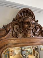 Carved Oak Mirror (7 of 7)