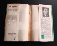 1938 The Invisible Man by H G Wells Green Penguin Number 151 (4 of 5)
