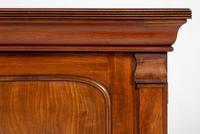 Good William IV Mahogany Side Cabinet (7 of 7)