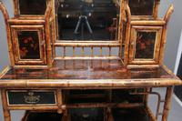 Impressive 19th Century Bamboo Cabinet (6 of 18)