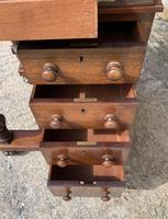 Regency Rosewood Davenport Desk (17 of 26)