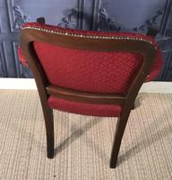Mahogany Desk Chair (4 of 7)