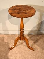George III Elm Tripod Table (2 of 6)