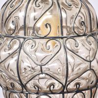 Set of 4 Murano-type Basket Light Fittings (2 of 10)