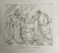 Gallery of 14 Historical Engravings Painted by Benjamin West (11 of 33)