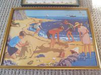 2 Children's School Prints c1940's - One by William Fyffe (6 of 7)