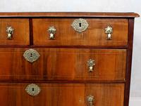 18th Century Chest of Drawers Swedish Inlaid Walnut (6 of 12)