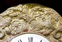 Antique French Comtoise Clock (7 of 7)