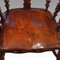 Victorian Yorkshire Broad Armchair (9 of 9)