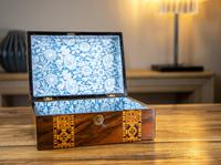 Victorian Tunbridge Ware Table Box (9 of 9)