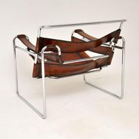 1960's Vintage Wassily Armchair by Marcel Breuer for Gavina (8 of 9)