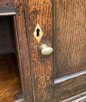 Georgian Oak Dog Kennel Dresser (8 of 27)