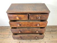 Antique Oak Chest of Drawers (4 of 10)