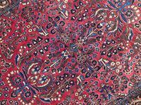 Antique Sarouk Rug (6 of 8)