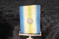 South Atlantic medal with rosette (6 of 9)