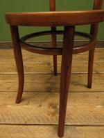 Unusual Antique Bentwood Chair / Office Chair/ Kitchen Chair (8 of 10)