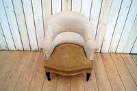 French Chair for re-upholstery (2 of 7)