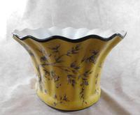 19th Century Crackle Glaze Jardiniere (3 of 7)