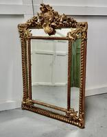 Stunning Napoleon III French Cushion Mirror (6 of 7)