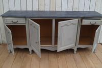 Painted Grey Enfilade (5 of 8)