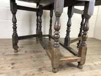18th Century Oak Gateleg Table (9 of 10)