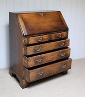 Vintage Oak Bureau (7 of 10)
