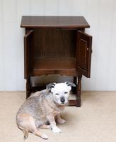 Oak Side Cabinet (6 of 9)