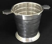 Art Deco Silver Plated Ice / Wine / Champagne Bucket (2 of 5)