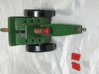 Rare Model Toy Original Chad Valley Green Cannon Artillery On Wheels (10 of 22)