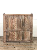 Rustic Pitch Pine Settle Bench (9 of 9)